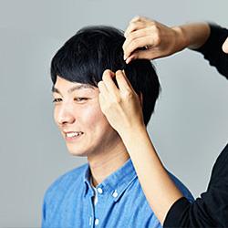 AGA・薄毛対策ができるサロン